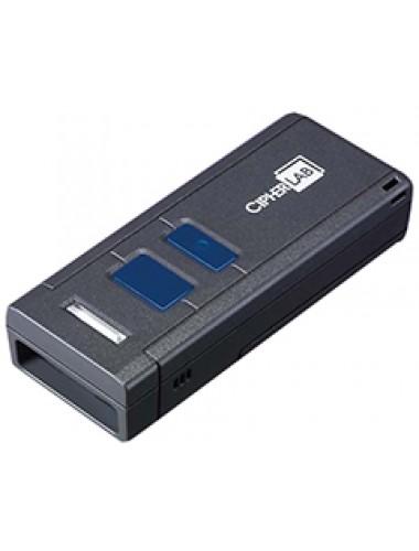 Cipher1660 - беспроводной портативный линейный имиджевый сканер c радиоинтерфейсом Bluetooth
