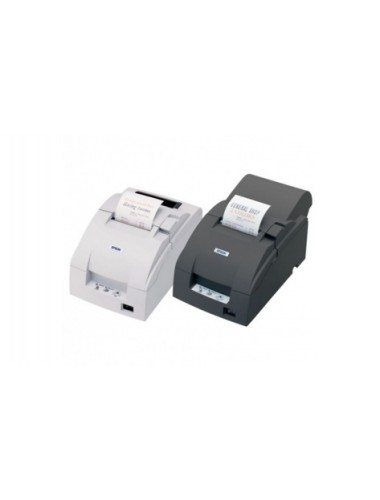Принтер чековый Epson TM-U220A