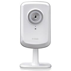 D-Link DCS-930L Интернет камера (802.11n, 1 / 5 CMOS, 640х480x20, 1x10 / 100BASE-TX, IPV4, ARP, TCP, UDP, ICMP, DHCP-клиент, NTP-клиент)