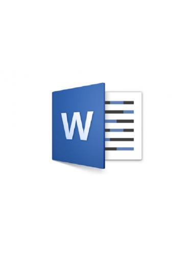 Microsoft Office Word 2016. Лицензия Open License + Software Assurance (LicSAPk)