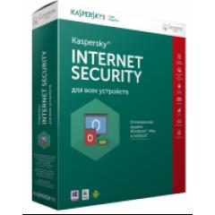 Kaspersky Internet Security для всех устройств. Коробочная русская версия на 1 год. 2 устройства