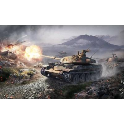 Американский геймер умер во время 24-часового онлайн-марафона World of Tanks