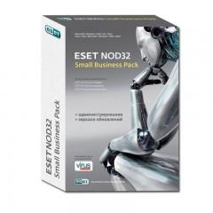 ESET NOD32 SMALL Business Pack. Коробочная версия на 1 год 5 User.