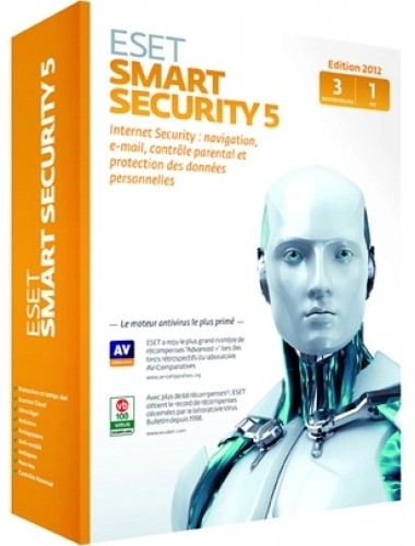 ESET NOD32 Smart Security Business Edition 5. Лицензия на 1 год