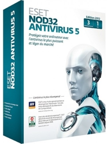 ESET NOD32 Business Edition 5. Лицензия на 1 год