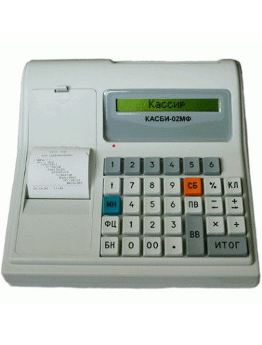 Кассовый аппарат Касби 02МФ