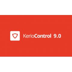 Kerio® Control 9.0 Серверная лицензия на 5 пользователей с SWM на 1 год