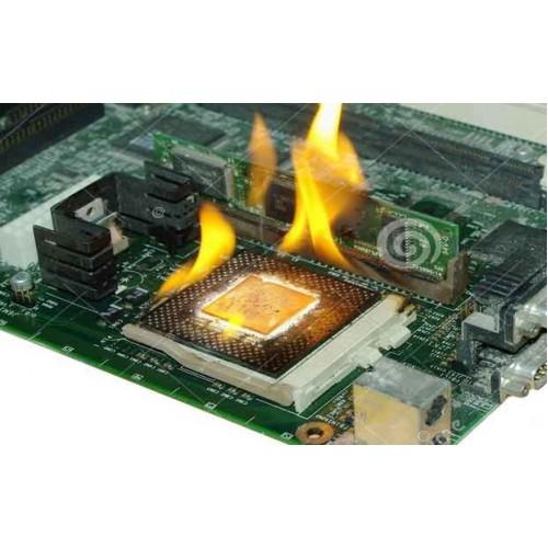 Пользователи жалуются на перегрев процессора Intel Core i7-7700
