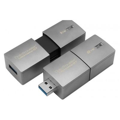 USB-флешка с максимальным объемом от Kingston