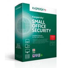 Kaspersky Small Office Security 4. Лицензия русской версии для ПК и мобильных устройств на 1 год