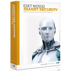 Лицензия ESET NOD32 Smart Security (KEY) на 2 года на 3ПК